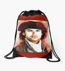 """Wheal Leisure"" ~ Ross Poldark Drawstring Bag"