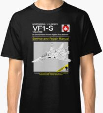 VF-1 Service and Repair Classic T-Shirt