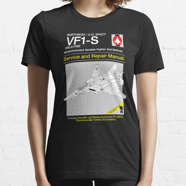 VF-1 Service and Repair Essential T-Shirt