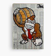DK Canvas Print