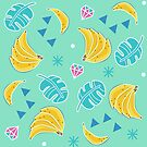 i'm going Bananas by Paola Vecchi