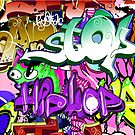 Graffiti Art by T-ShirtsGifts
