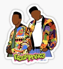 Fresh Prince Sticker