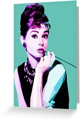 Breakfast at Tiffany's  by perfectpolygons
