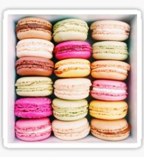 French Macarons - Paris Sticker