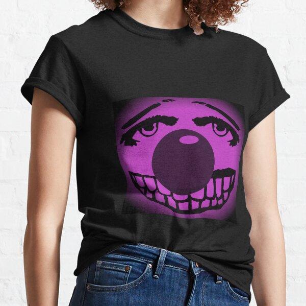 Purple clown pretty creepy Classic T-Shirt