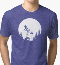 Jump the Shark Tri-blend T-Shirt
