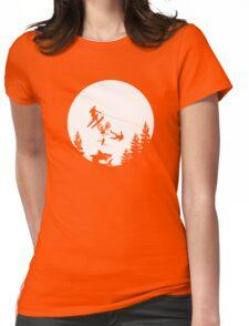 Jump the Shark Womens Fitted T-Shirt