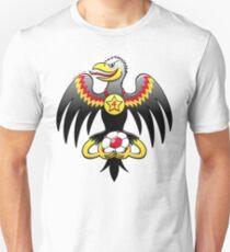 Germany's Eagle Soccer Champion Slim Fit T-Shirt
