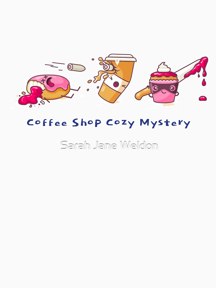 Coffee Shop Cozy Mystery by SarahRowsSolo