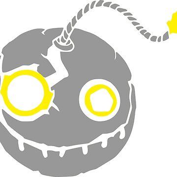 Junkrat Grenades by zesso