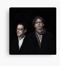 COEN BROTHERS Canvas Print