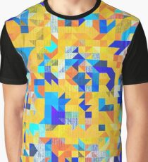 Folky Geo Graphic T-Shirt