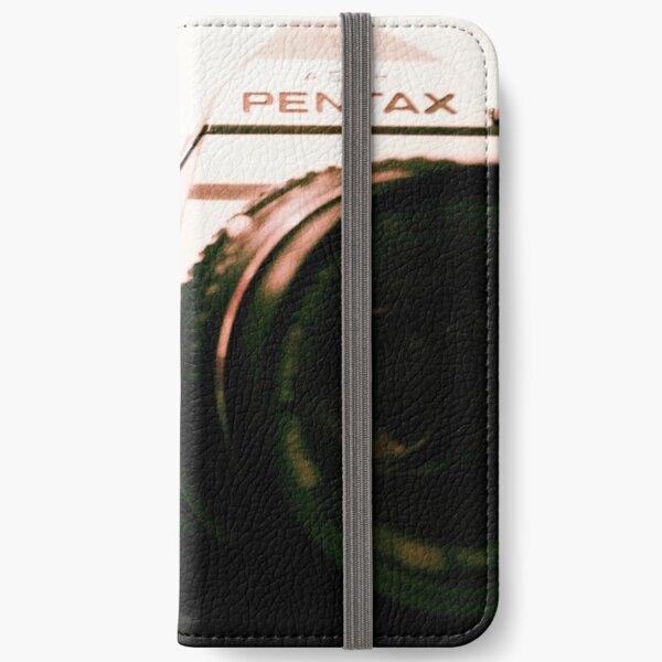 Pentax K1000 iPhone Wallet