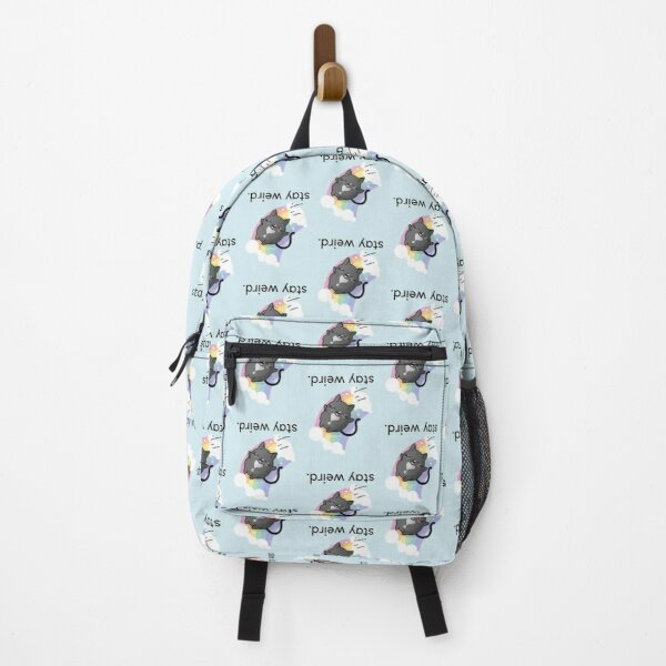 Stay Weird Backpack