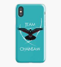 Team Chainsaw iPhone Case