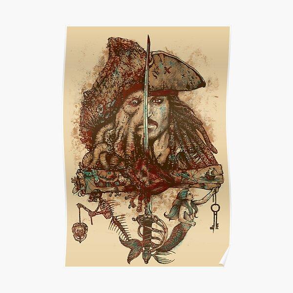 Piraten Poster