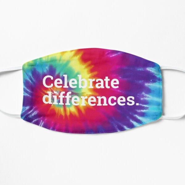 Celebrate Differences Flat Mask