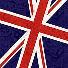 Flying Union Jack by TerryLightfoot