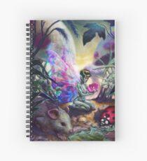 """Morning Dew"" Spiral Notebook"