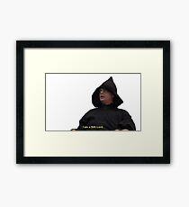 I am a Sith Lord--Dwight Schrute Framed Print