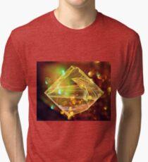 Transparency Tri-blend T-Shirt