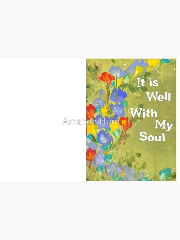 It Is Well by KeLu