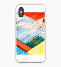 Boat Deck Palette - Patzcuaro, Mexico iPhone Case