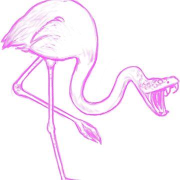 Flamingobra by MrStrawberry