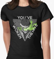 You've Woken The Hive Women's Fitted T-Shirt