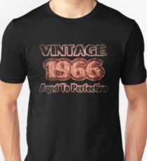Vintage 1966 – Aged To Perfection T-Shirt