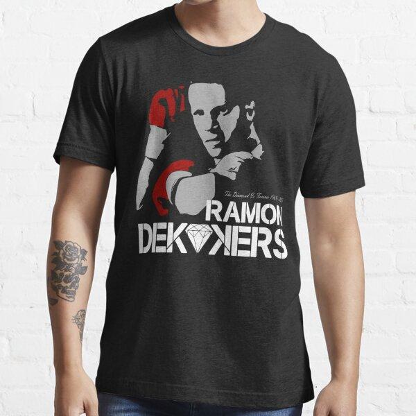 RIP RAMON DIAMOND DEKKERS DUTCH MUAY THAI CHAMPION LEGEND  Essential T-Shirt
