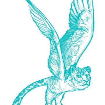 Owleopard by MrStrawberry