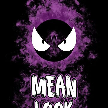 Mean Look by VicNeko
