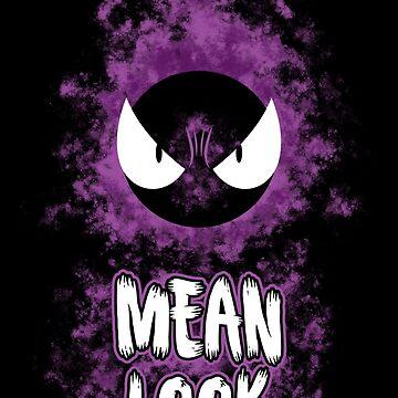 Mean Look by VicNeko