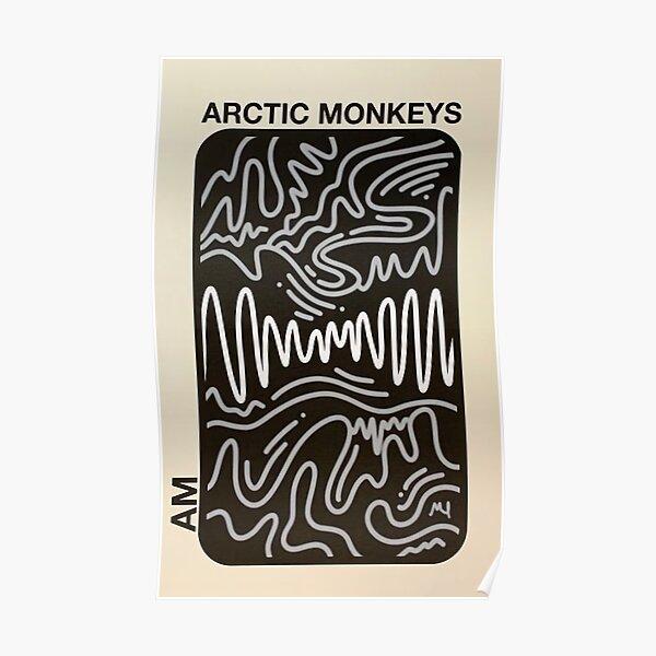 arctic monkey symbol Poster