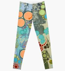 Cantaloupe & Kale Leggings
