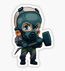 Sledge Chibi Sticker