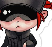 Ash Chibi Sticker