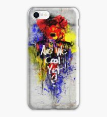 AWCY Graffiti iPhone Case/Skin
