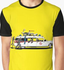Ghostbusters Sunshine Graphic T-Shirt