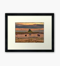Across The Bay Framed Print