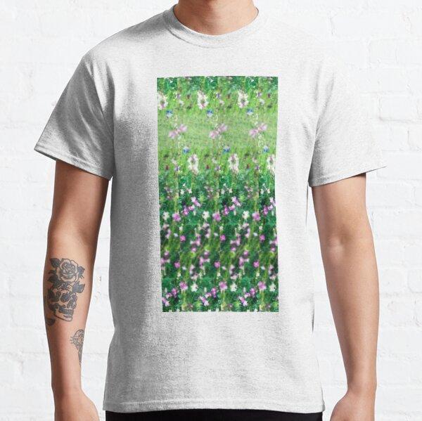 Texas Wildflower Field Classic T-Shirt