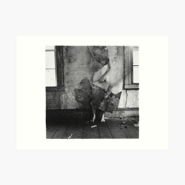 Francesca Woodman - Autorretrato n. ° 1 Lámina artística