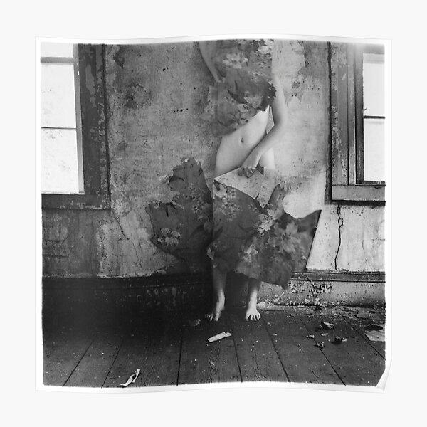 Francesca Woodman - Self Portrait #1 Poster
