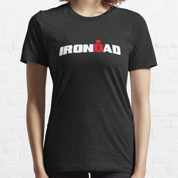 Papa + Ironman, irondad Essential T-Shirt