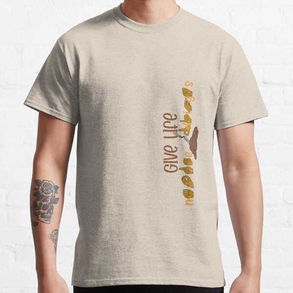 """""""Give Life More Digs"""" in American Sign Language (ASL) Classic T-Shirt"""