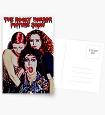 Rocky Horror Picture Show Postcards