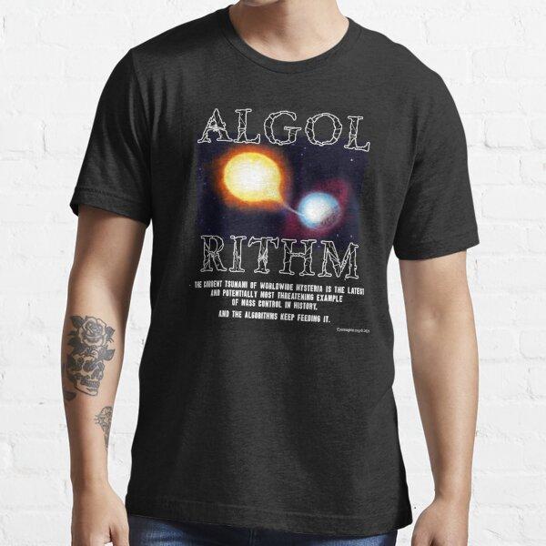 Algolrithm Essential T-Shirt