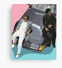 Miami Vice Leinwanddruck
